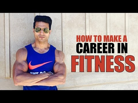 How to Make a CAREER in FITNESS | Including Certifications & Degrees Info by Guru Mann