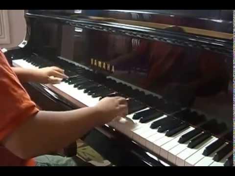 ABRSM Piano Grade 7 Scales run-through