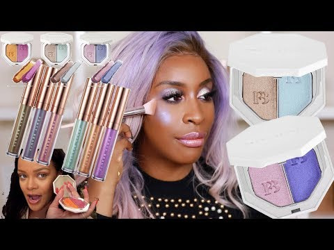 FENTY BEAUTY What Have You Done Now!?   Jackie Aina