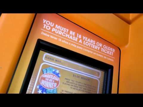 Georgia lottery machine 2015