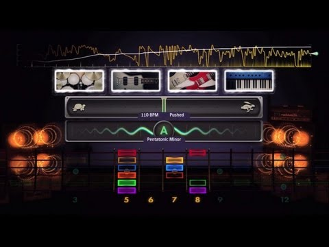 Rocksmith 2014 Edition -- Learn to jam with Session Mode