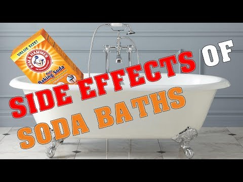 Side Effects of Soda Baths (when NOT to take soda baths) | How To Improve Your Health