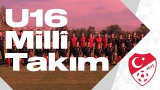 20. Mercedes-Benz U16 Ege Kupası: Türkiye A 2–1 İngiltere