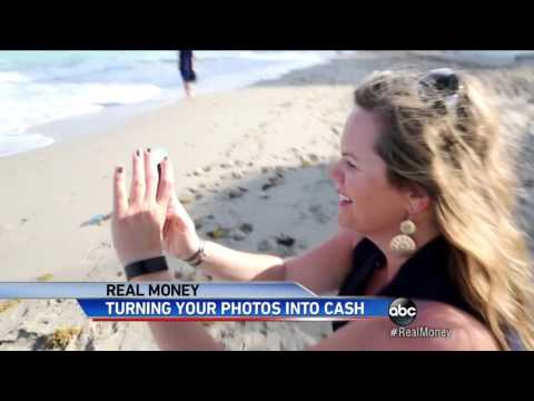 How to Sell Your Phone Pictures for Big Bucks