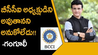 Sourav Ganguly On His Priority After Becoming BCCI President || Oneindia Telugu