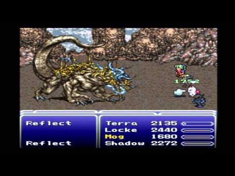 Final Fantasy VI - Boss: Atma Weapon