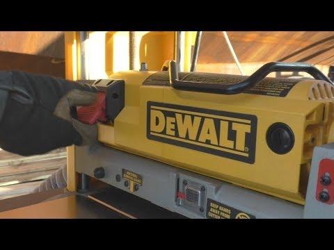 Battery Watering System, DeWalt Planer, Coal Tar Epoxy and the Nolan Door Latch