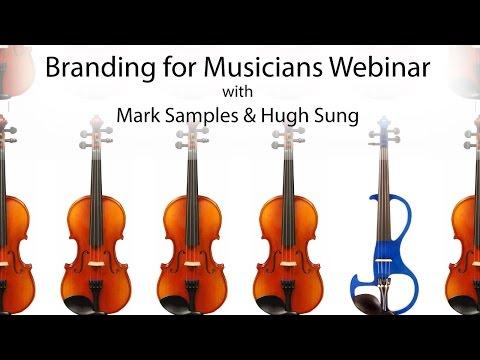 Branding for Musicians Promo Video
