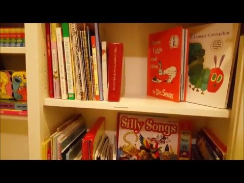 How To Organize Children's Books by Category