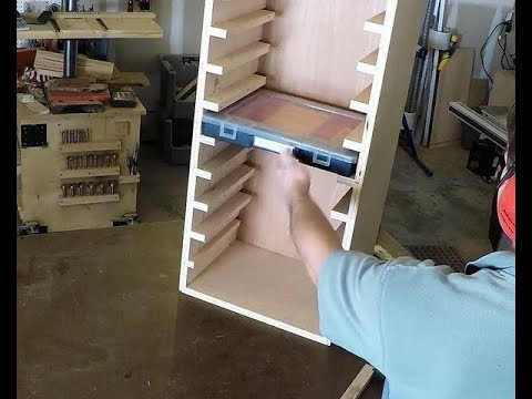 Allit Storage Rack for Shop