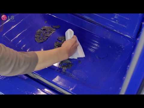 LG Range - How to Use Self Clean