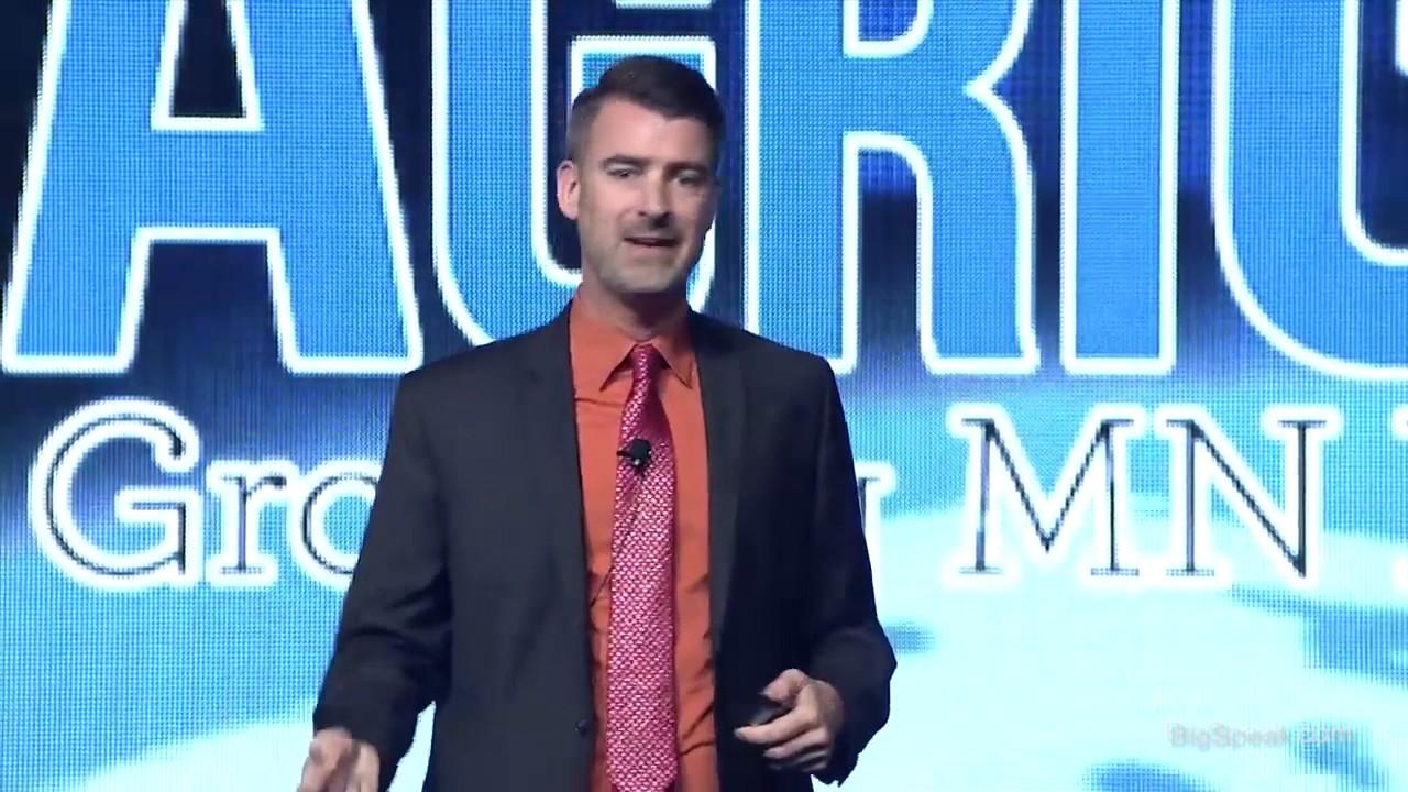 Peter Zeihan, Geopolitical Speaker, 2015 AgriGrowth Annual Meeting Presentation