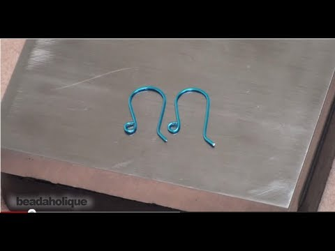 How To Make Your Own Earring Hooks