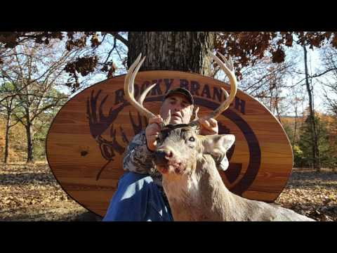 2016 Rocky Branch Outfitters- Lou's 9 Pointer