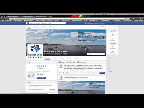 How to Add a Blog Post to Your Facebook Page