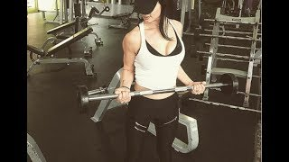 WWE Paige 2017 Training For Her Wrestling Ring WWE Return
