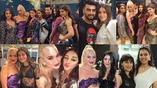 Karan Johar Party For Katy Perry - Aishwarya Rai, Anushka Sharma, Alia Bhatt, Malaika Arora Khan