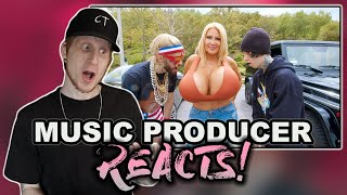 Music Producer Reacts to DEATH TO MUMBLE RAP 2 - GAWNE x Lil Xan
