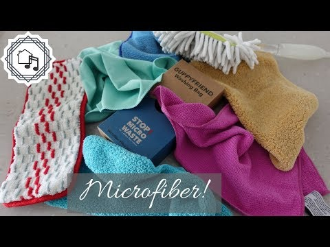 The Dirt on Microfiber Cleaning Cloths!