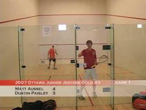 Ottawa Junior Gold U17 silver Final G1