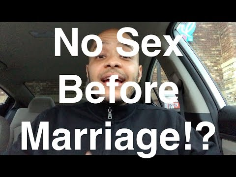 2 Reasons Why You Shouldn't Have Sex While Courting Before Marriage!