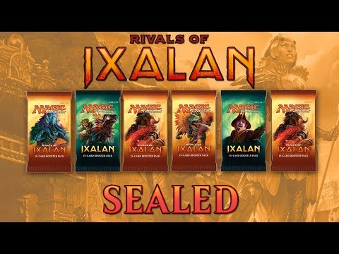 Rivals of Ixalan - Sealed Deck