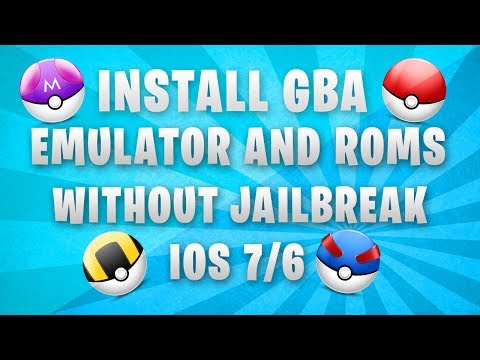 Install GBA Emulator & Games on IOS 7 WITHOUT JAILBREAK (NEW 2013)
