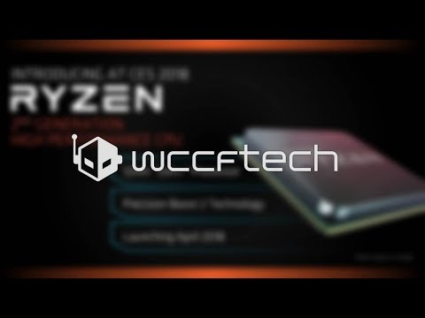 AMD's 2nd Generation Ryzen 7 2700X CPU Leaks Out