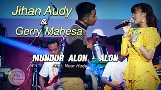 6 34 Mb Download Lagu Jihan Audy Mundur Alon Alon Feat Gerry