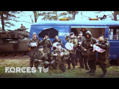 The Cold War Legend That Delivered SAUSAGES To Tanks | Forces TV