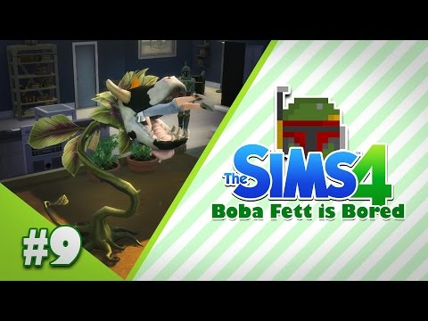 The Sims 4: Boba Fett is Bored | Ep.09: