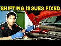 How to Fix an Automatic Transmission That Won't Shift - Replace Pressure Solenoid, Fluid and Filter