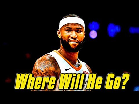 Free Agent Friday #1 | DeMarcus Cousins