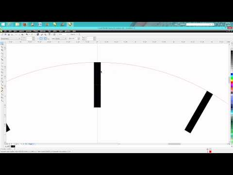 Corel Draw Tips & Tricks Clock face and Angles
