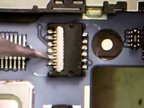 iphone 3gs / 3g connector 3 FPC repair