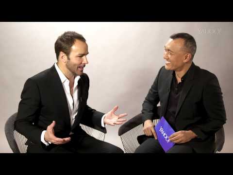 Style Session With Tom Ford