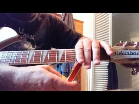 Capo Demo/ Rickenbacker 12 string