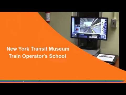 Train Operators School at the New York City Transit Museum - OpenBVE