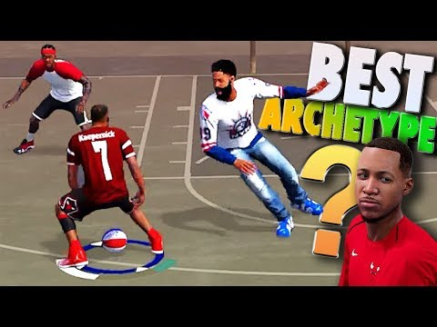 Is The Playmaking SLASHER The BEST Slasher ARCHETYPE? 97 SPEED! - NBA 2K18 Road To 99