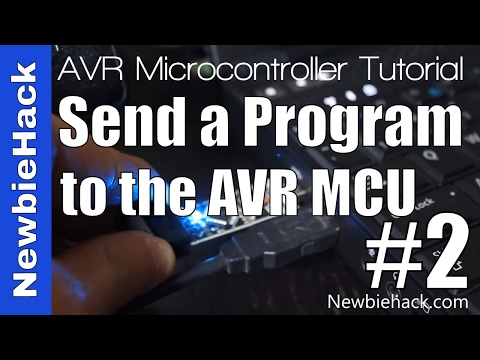 4. Arduino for Production! How to use the USBasp to Program/Flash the Microcontroller