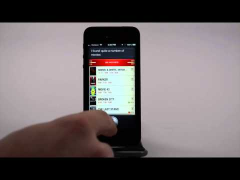 How to Buy Movie Tickets with Siri on iOS 6.1