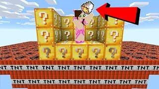 Minecraft: LUCKY BLOCK 10 WAYS TO DIE!!! - (LUCKY BLOCK DEATHS In Minecraft) Modded Mini-Game