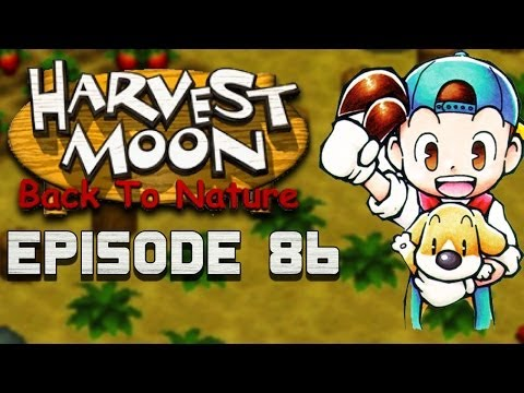 Planting for Spring | Harvest Moon | Back to Nature EP.86