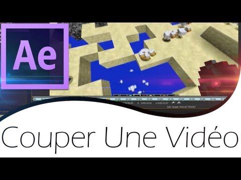 Tutoriel After Effects - Comment couper une vidéo (cut/trim)
