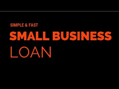 Secret To Getting A Simple & Fast - Small Business Loan For Your Business