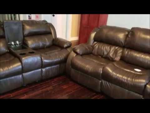 Warning: Ashley Furniture bonded leather rip off
