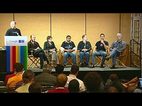 Google I/O 2010 - Fireside chat with the GWT team