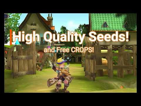 Dragon Nest M SEA Home Planting Crops - Cooking and Fishing at level 32 Tips and Guide