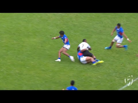 Fiji are unstoppable at the Paris Sevens