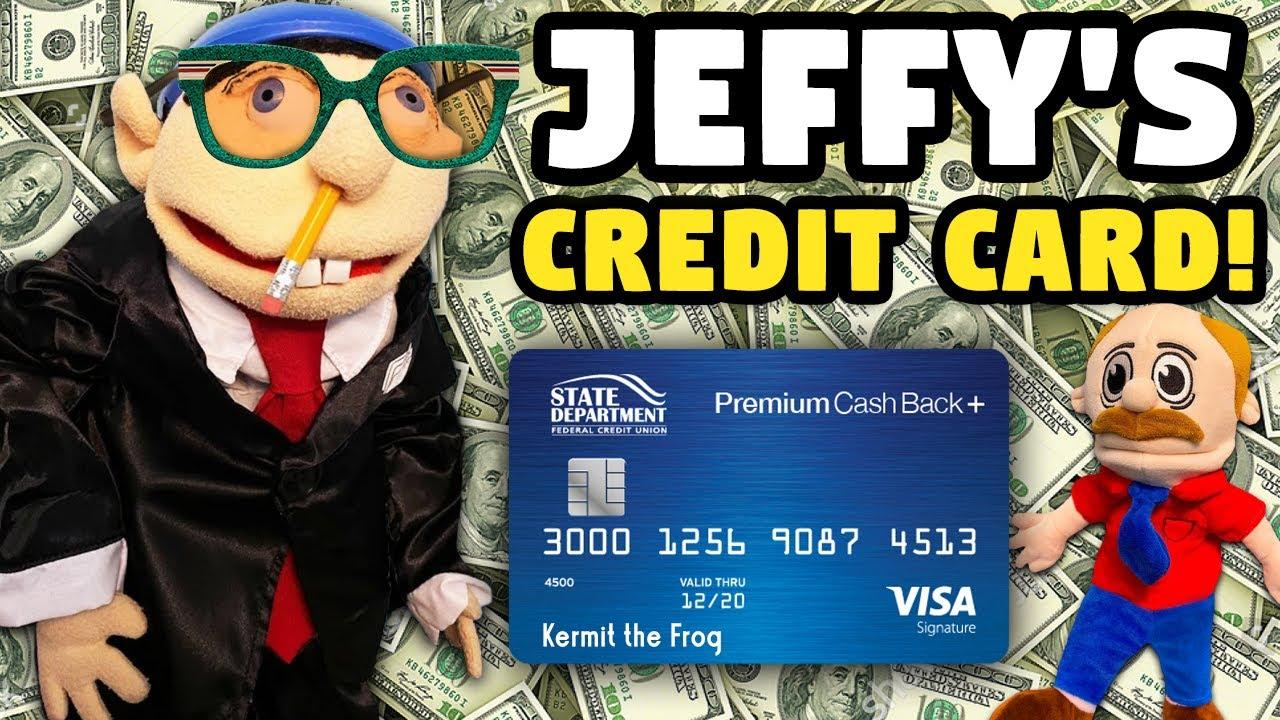 SML Parody: Jeffy's Credit Card!